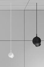 Ogle Pendel Mini – Hvit