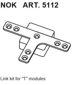Link kit for T modules
