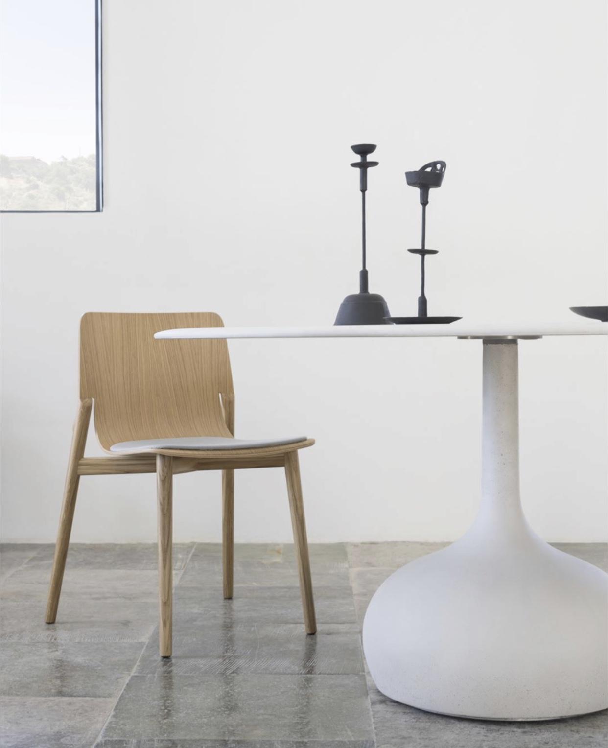 Just Chair Oak SenseOn